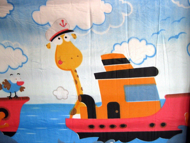 Windschutz Sichtschutz Strand blickdicht Motiv Giraffe auf dem