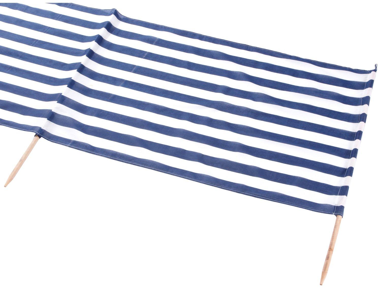 Ehrfürchtige Windschutz Sichtschutz Strand